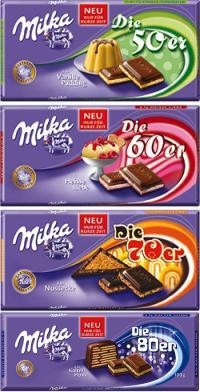 Milka Special Edition