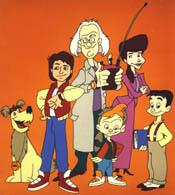 ZidZ - Zeichentrickfiguren