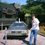 Jorge in den Universal Studios 1998