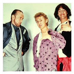 Rufus, Bill&Ted