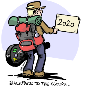 Backpack to the Future